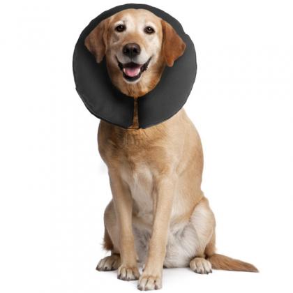 Uppblåsbar hundkrage