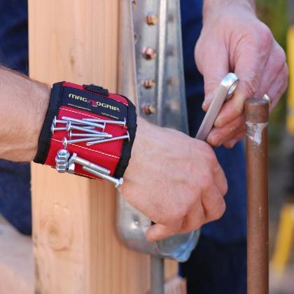 Magnetarmband för hantverkare