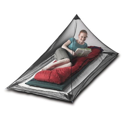 Myggnät till sängen