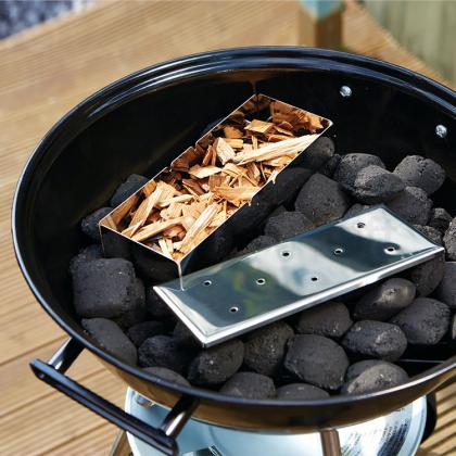 Röklåda till grillen