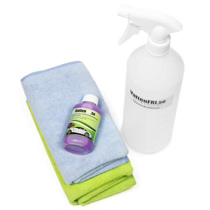 Biltvätt miljösmart, kit
