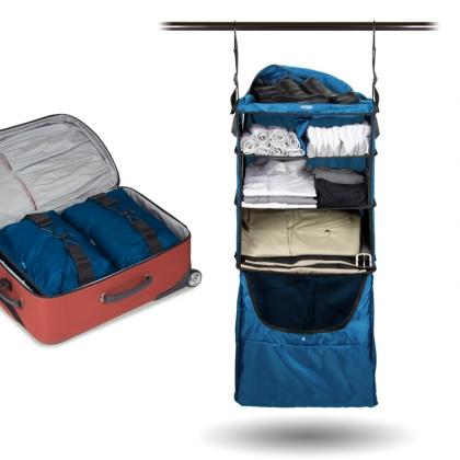 Garderob till resväskan