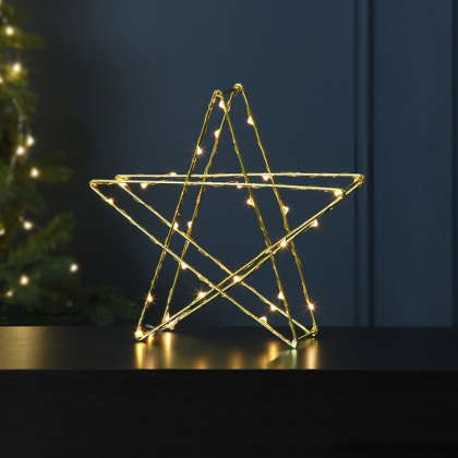 Stående julstjärna