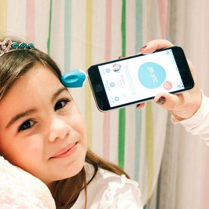 Febertermometer för smartphone