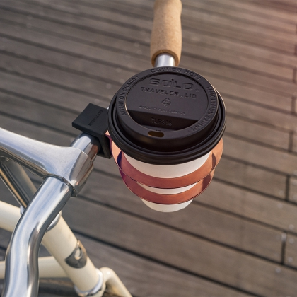 Mugghållare för cykel