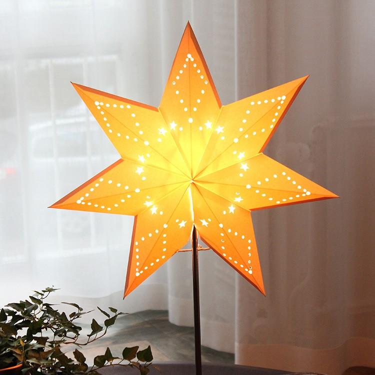 Stjärna till lampfot
