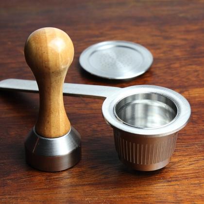 Kaffekapsel, Nespresso baristaset