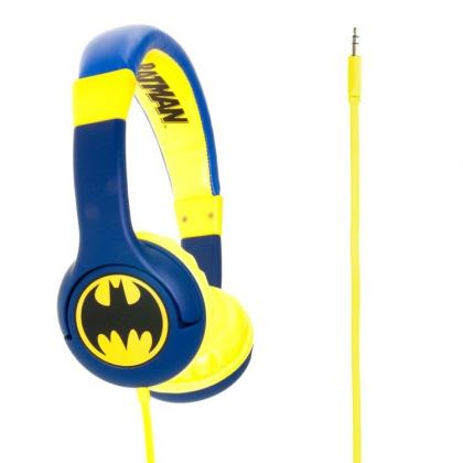 Barnhörlurar med decibelskydd