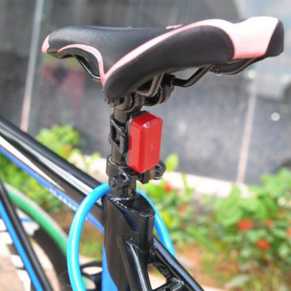 GPS spårsändare för cykeln