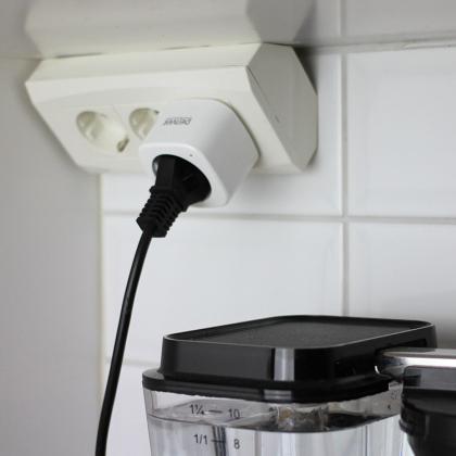 Fjärrstyrd strömbrytare med WiFi