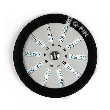 Kodhjulet Q-PIN