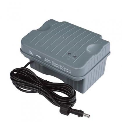 Batteri till soldriven länspump