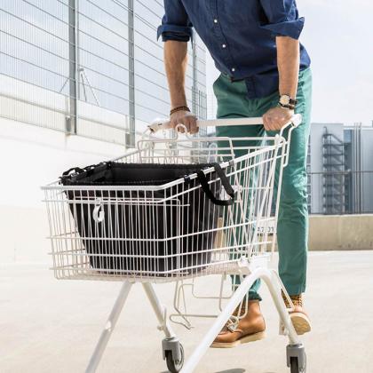 Shoppingväska till kundvagnen