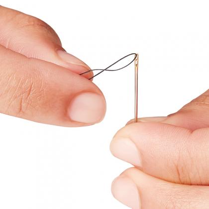Synål med smart nålsöga, 24-pack
