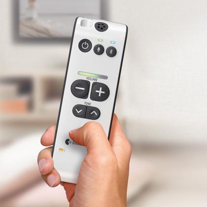 Ljudförstärkare för TV, samtal & telefon