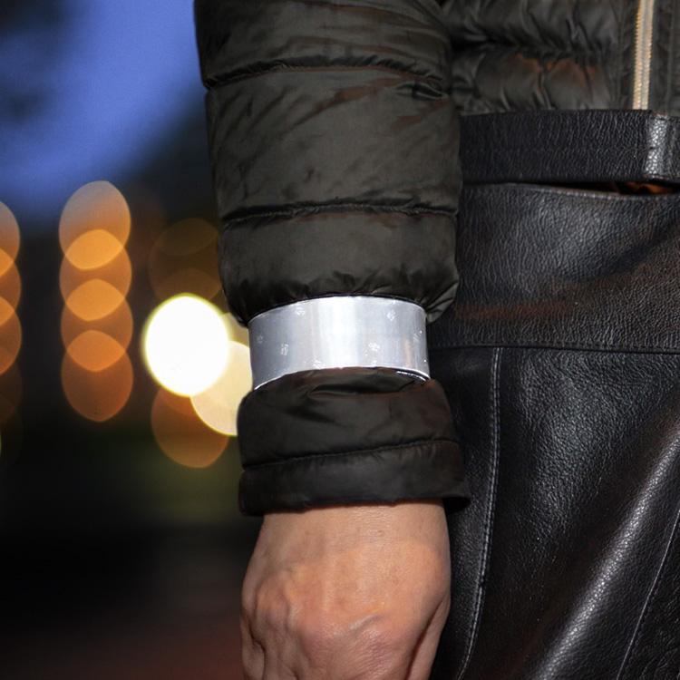 Reflexarmband 2-pack