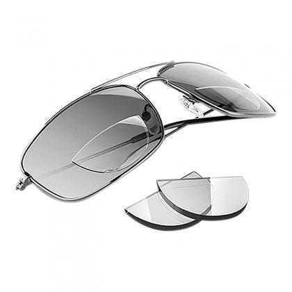 Läsrutor till glasögon, Hydrotac