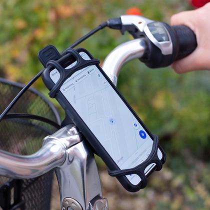 Mobilhållare för cykel & barnvagn