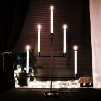 Premium LED Julgransljus, 2-pack