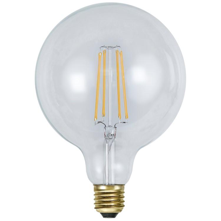 Dimbar LED-lampa E27