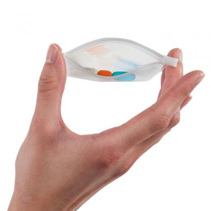 Zip-påsar till tabletter, 8-pack