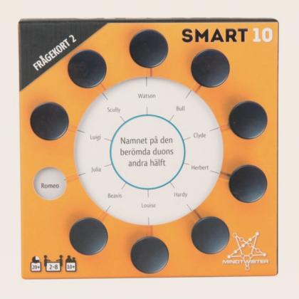 Frågekort till Smart 10