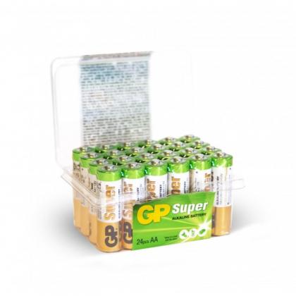 Batteri AA 24-pack