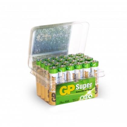 Batteri AAA 24-pack