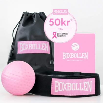 Rosa Boxbollen