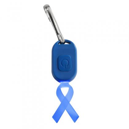 LED-lampa Prostatacancerförbundet