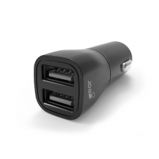 Trippel USB-superladdare