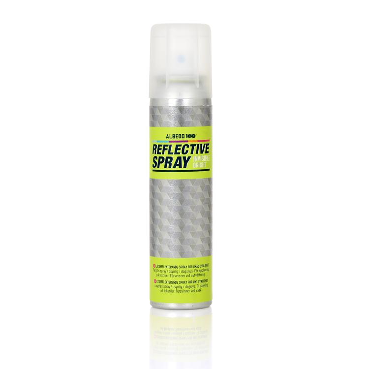 Underbar Reflexspray för kläder - Albedo100 Invisible Bright   SmartaSaker PL-78