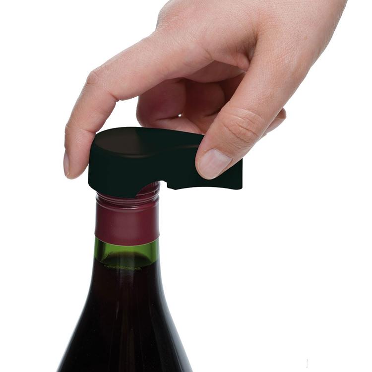 vinflaskor med skruvkork