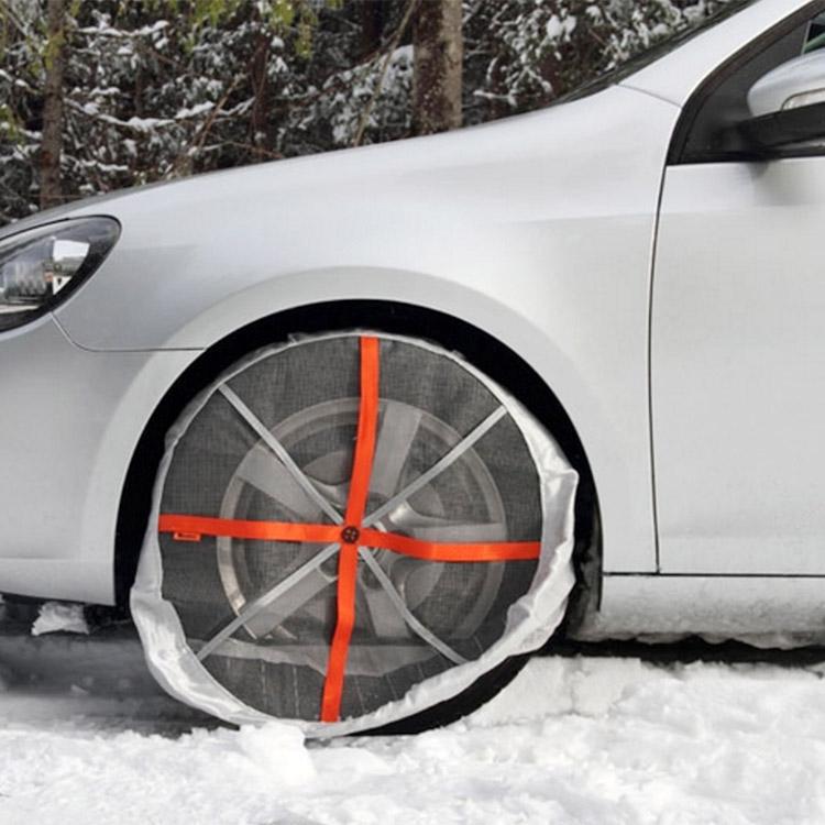 snöstrumpor till bil