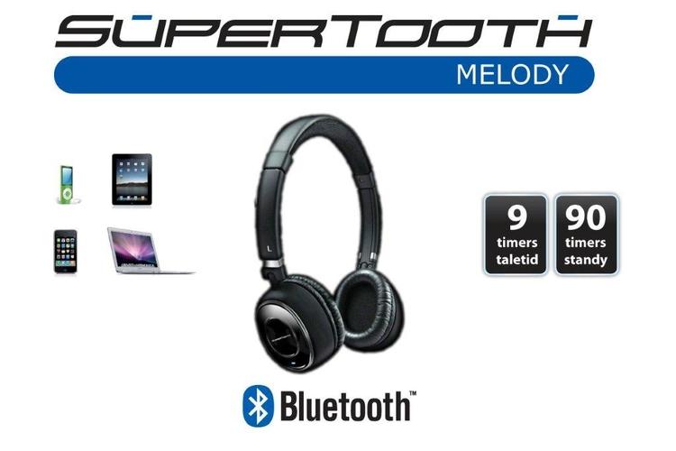 SuperTooth Melody hörlurar c557568ad1b9f