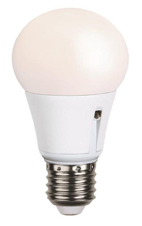 Sensorlampa med LED för utomhusbruk