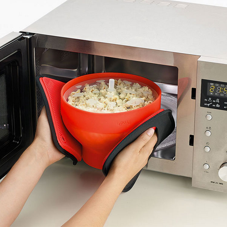 popcorn i mikrovågsugn