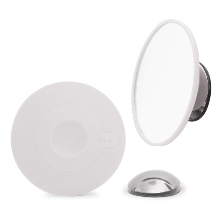 spegel med sugpropp