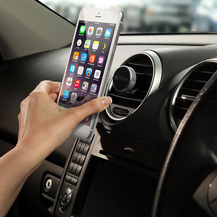 Mobilhållare För Bilfläkten