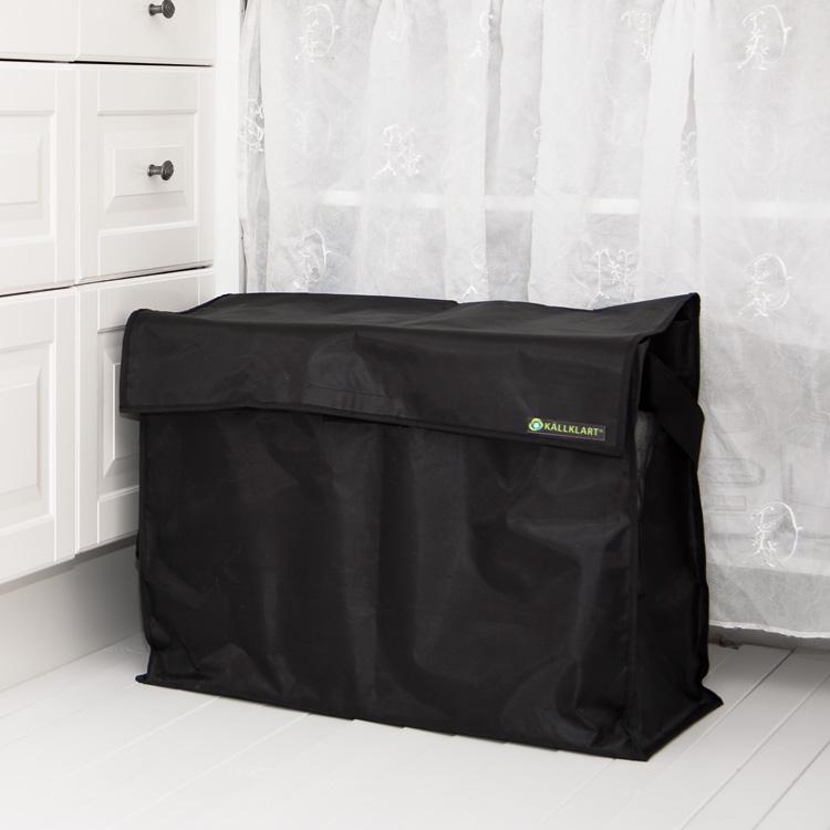 väska med smart sortering