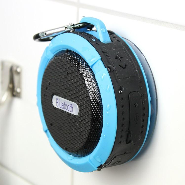 Kända Vattentät högtalare med bluetooth - Duschhögtalare | SmartaSaker WU-33