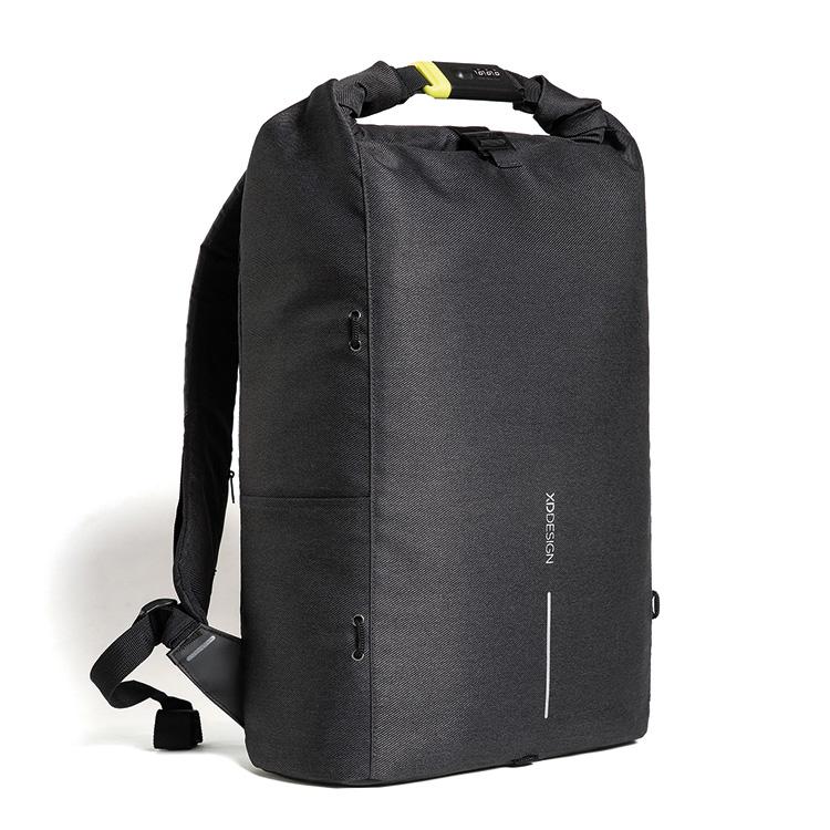 Stöldskyddad ryggsäck med kodlås Bobby Urban