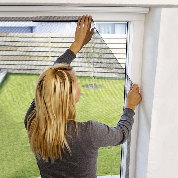 insektsnät fönster rusta