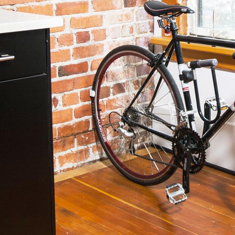 Clug cykelhållare