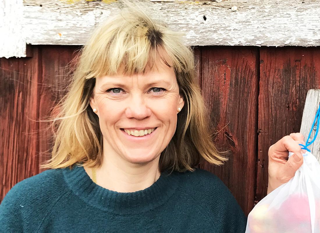 Innovatör Mia Ekblad