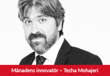 Innovatör Tezha Mohajeri