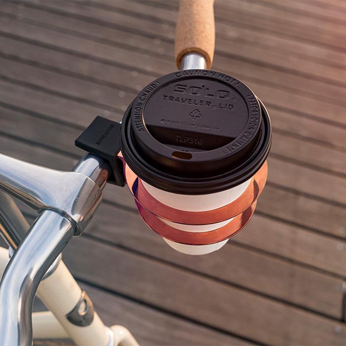 Mugghållare till cykeln