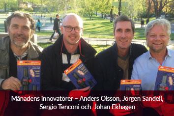 Månadens innovatörer