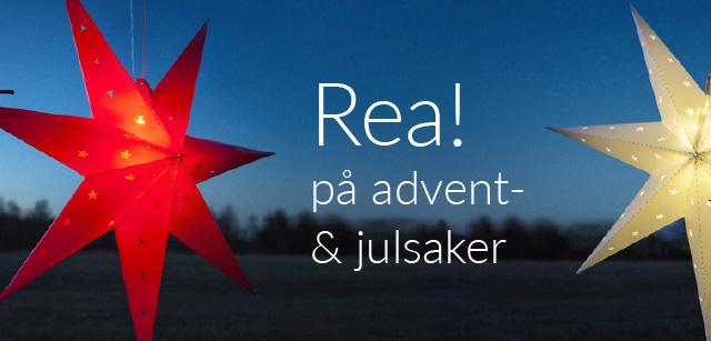 rea på advent- och julsaker