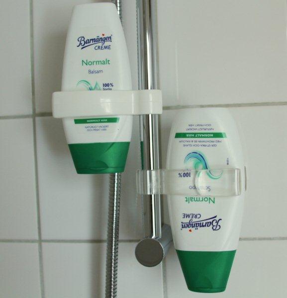 Schampohållare från SmartaSaker.se